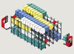 תכנון מחסן Satellite \ Pallet Runner טרנד לוגיסטי חדש