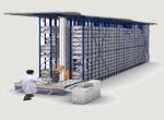תכנון מחסן מערכות אחסון אוטומטיות